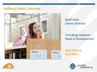 Aalborg Public  Libraries