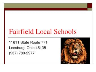 Fairfield Local Schools