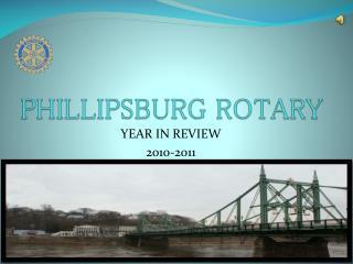 PHILLIPSBURG ROTARY