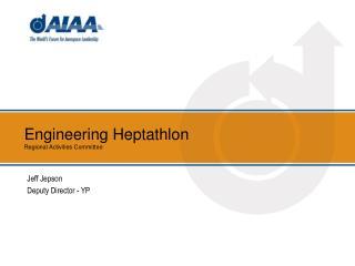 Engineering Heptathlon Regional Activities Committee