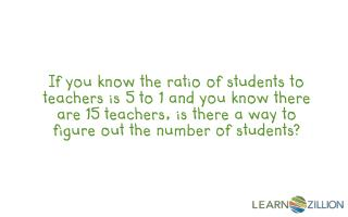A ratio can have equivalent ratios just like a fraction can have equivalent fractions.