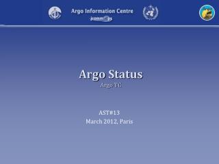 Argo Status Argo TC