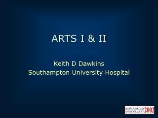 ARTS I  II