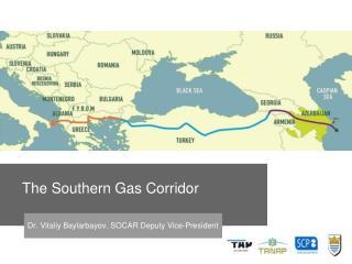 The Southern Gas Corridor