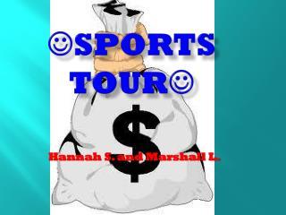  Sports Tour 