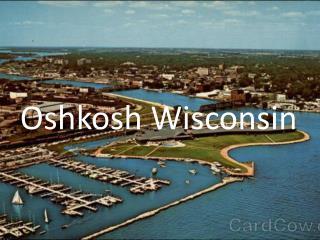Oshkosh Wisconsin