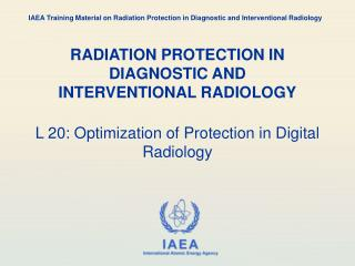 RADIATION PROTECTION IN