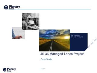 US 36 Managed Lanes Project