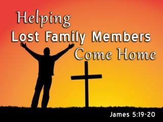"""Reach Out  – Luke 15:4, """"Go"""" Reassure  – 2 Thess. 3:15 Words of greeting Words of hope"""