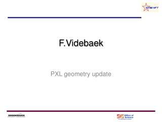 F.Videbaek