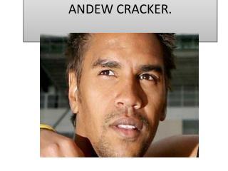 ANDEW CRACKER.