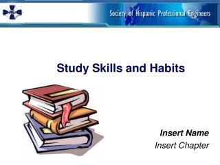 Study Skills and Habits