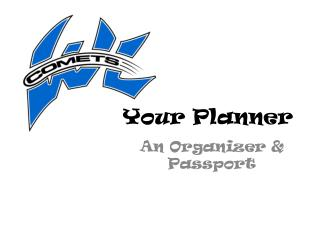 Your Planner