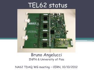 TEL62 status