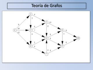 Teor�a de Grafos