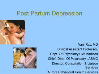 Post Partum Depression