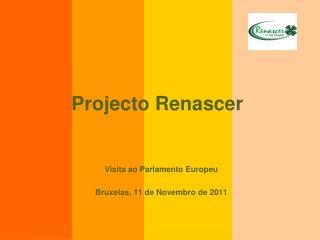 Projecto Renascer