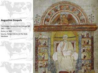 Augustine Gospels