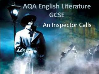 AQA English Literature GCSE