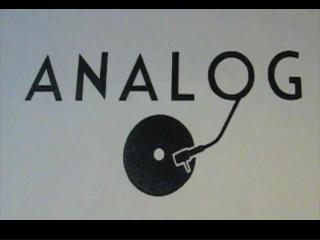 Come join Analog - open this afternoon