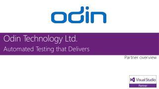 Odin Technology Ltd.