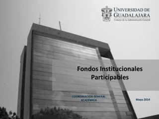 Fondos Institucionales Participables