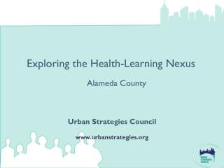 Exploring the Health-Learning Nexus