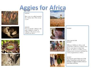 Aggies for Africa