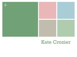 Kate Crozier