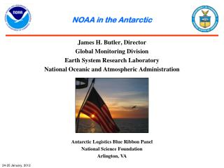 NOAA in the Antarctic