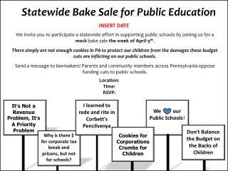 We         our Public Schools !