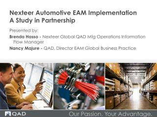 Nexteer  Automotive EAM Implementation A Study in Partnership
