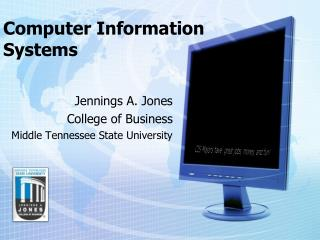 Computer Information Systems