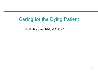 Improving Pain Management in Nursing Homes