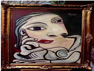 Picasso Cubism Pictures