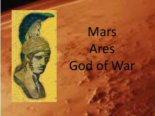Mars Ares God of War