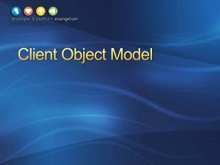 Client Object Model