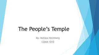 The People's Temple