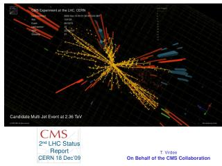 2 nd  LHC Status Report CERN 18 Dec'09