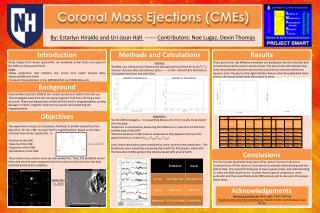 Coronal Mass Ejections (CMEs)