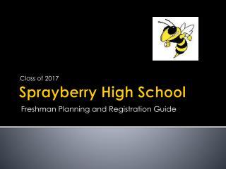 Sprayberry  High School