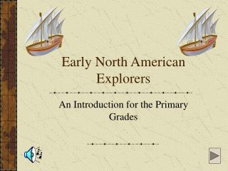 Early North American Explorers