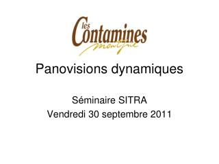 Panovisions dynamiques