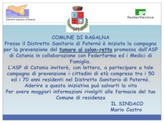 Distretto Sanitario di Paternò