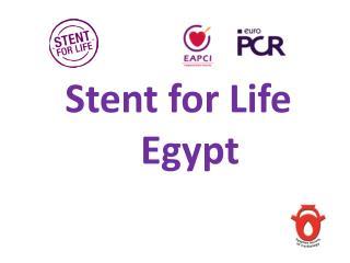 Stent for Life Egypt