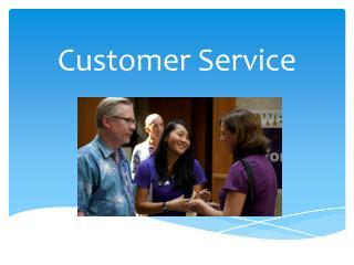 ppt goal 3 demonstrate customer service skills