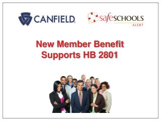 New Member Benefit Supports HB 2801