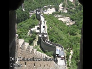 Die  Chinesiche Mauer , China
