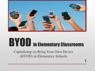 BYOD  in Elementary Classrooms