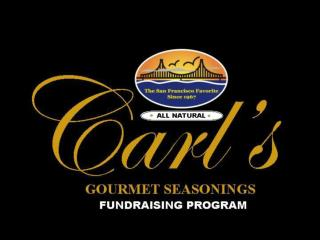 Carls Seasonings Fundraising Program 08 21 12